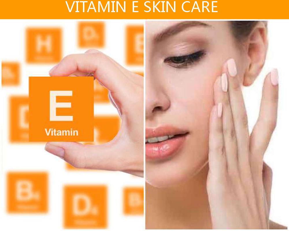 Vitamin-E Skin Care
